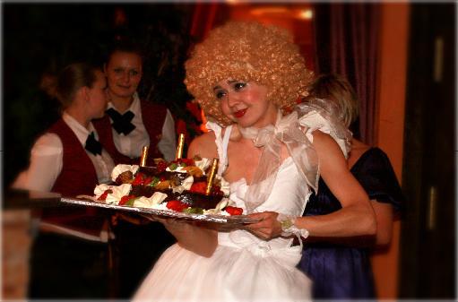 свадебный-торт
